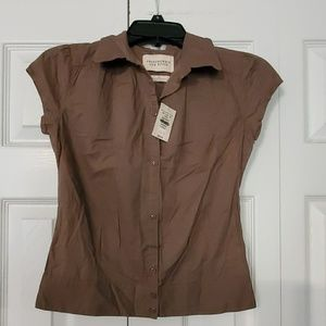 Abercrombie and Fitch Buttoned Down Blouse. Sz. XS